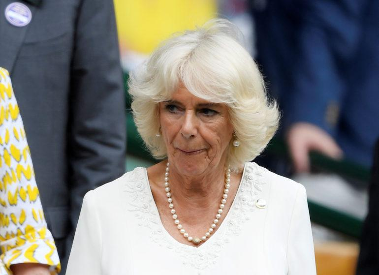 FILE PHOTO:  Camilla, the Duchess of Cornwall