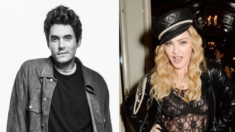 John Mayer Madonna